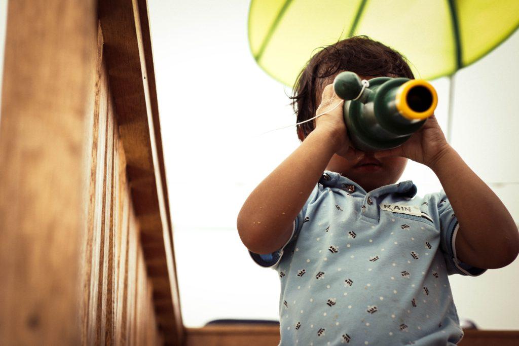 Mitä lapset voivat opettaa sinulle uteliaisuudesta?