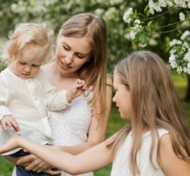 Mindfulness auttaa kehittämään lapsen tunnetaitoja