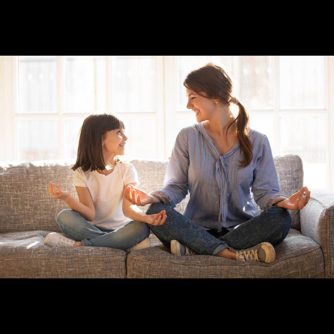 lapsen ja aikuisen mindfulness-kurssi