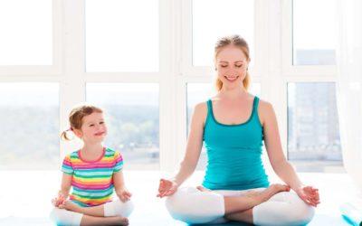 Lapsen ja aikuisen yhteinen mindfulness -vain 5 minuuttia päivässä riittää
