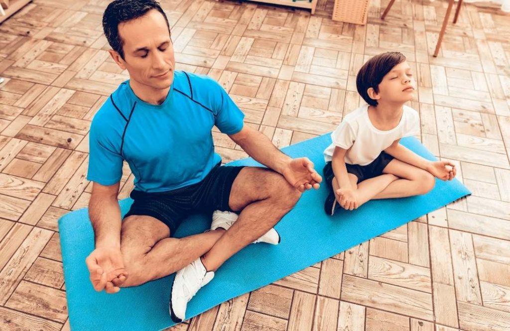 Lapsen ja aikuisen yhteinen mindfulness2